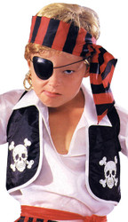 Pirate Vest Child