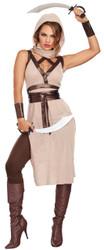 Desert Warrior Woman Small