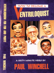 Dvd How To Be A Ventriloquist