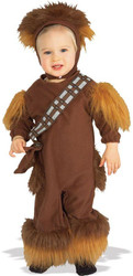 Chewbacca Toddler Size 12-24mo