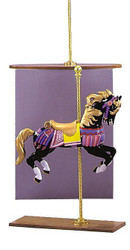 Carousel Horse Mini Special Or