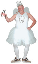 Tooth Fairy Plus Size