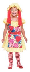 Rag Doll Toddler 3t-4t