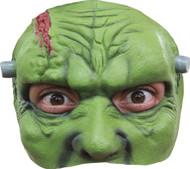 Franky Latex Half Mask