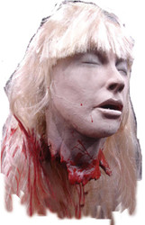Blonde Debbie's Cut Off Head