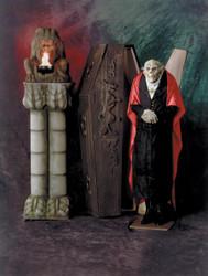 Coffin Dracula Upright
