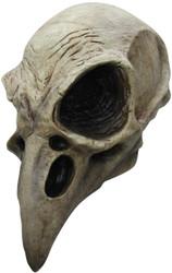 Crow Skull Adult Latex Mask