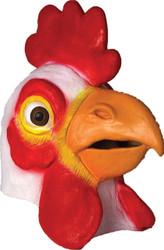 Chicken Latex Mask