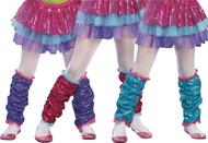 Dance Craze Leg Warmers Pink