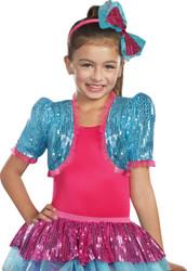 Dance Craze Bolero Turq Med Lg