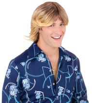 Ladies Man Wig Blonde