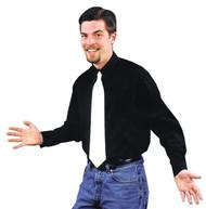 Gangster Shirt Black One Size