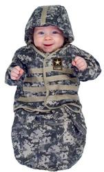 U.s. Army Bunting Infant (0-6)