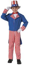 Uncle Sam Child Large 12-14