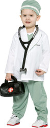Future Doctor Toddler 3 To 4