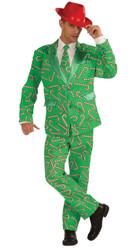 Candy Cane Suit Adult Xlarge