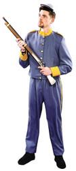 Confed Enlisted Uniform Small