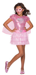 Supergirl Tutu Dress Child Med