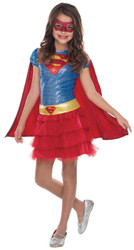 Supergirl Tutu Dress Child Tod
