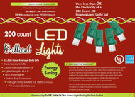 Holiday Lights 200l M5 Pure Wt
