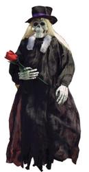 Gray Skull Hangng Figure 36 In