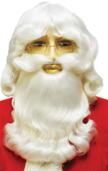 Santa Set By367c White