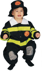 Baby Firefighter 12 To 24 Mo