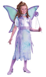 Watercolor Fairy Child Med