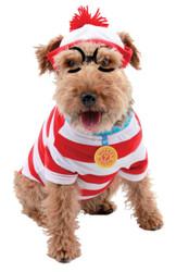Where's Waldo Woof Dog Kit Med