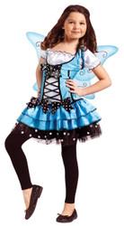 Turquoise Fairy Child 8-10