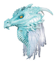 Arctic Dragon Premiere Mask