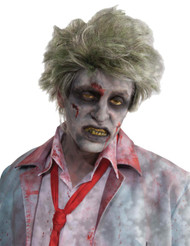 Wig Zombie Grave