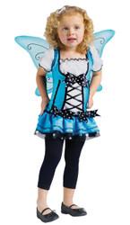 Turquoise Fairy 3t-4t