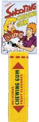 Shooting Pack Of Gum