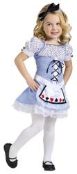 Alice Child Costume 3t-4t