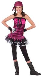 Rockin' Skull Pirate Teen 0-9