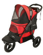 Gen7Pets Red Jogger Pet Stroller