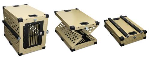 IATA Collapsible Dog Crate