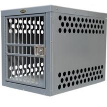 Zinger Deluxe Front Door Aluminum Dog Crate Kennel