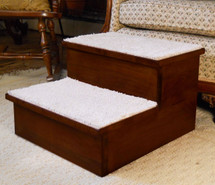 Shown in solid maple with bing cherry stain