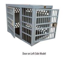 Model with door on left side