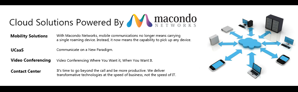 Macondo Cloud Services
