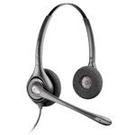 Plantronics H261H SupraPlus Binaural Hearing Aid Compatible Headset (87129-01)