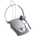 Plantronics S12 Telephone Headset System with Firefly Headset (65145-01)