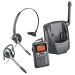 Plantronics CT14 Cordless Headset Phone System (80057-11)