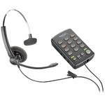 Plantronics T110H Single Line Telephone Base (204556-01)
