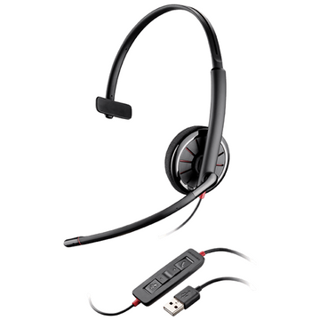 Plantronics Blackwire C310 Over-the-Head USB Headset (85618-102) at ...
