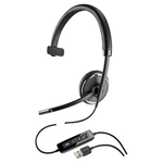 Plantronics Blackwire C510 Over-the-Head Monaural USB Headset (88860-01)