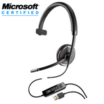 Plantronics Blackwire C510-M Over-the-Head Monaural USB Headset (88860-02)