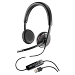 Plantronics Blackwire C520 Over-the-Head Binaural USB Headset (88861-01)
